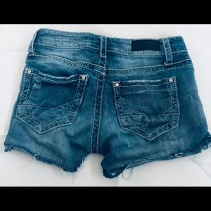 Daytrip Shorts - Day trip Jean Shorts Lynx Size 26 Misses